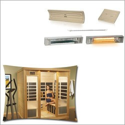 Ceramic Infrared Heaters for Saunas