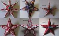 Christmas Decoration Paper Stars