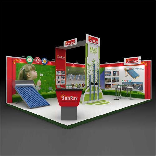 Exhibition Stall Hire Service