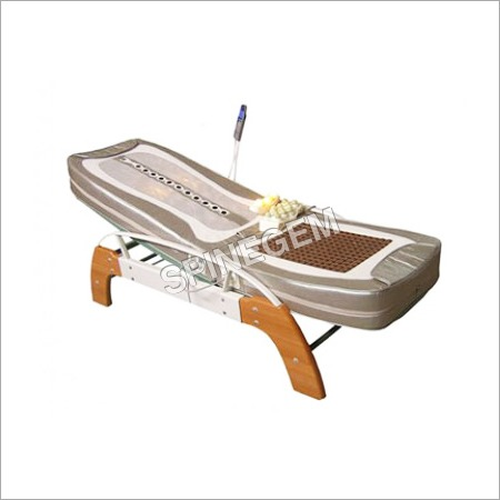 Automatic Jade Massager Bed