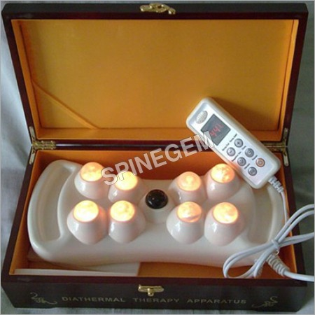 9 Jade Vibrate Compact Thermal Massage