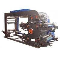 Non Woven D Cut Bag Printing Machine