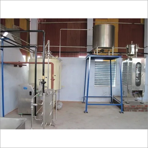 Turnkey Projects For Dairy Plant