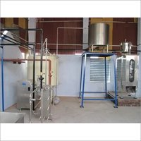 Turnkey Projects for Ice Cream Plant