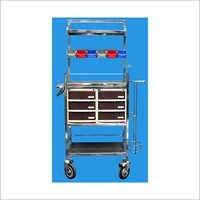 Hospital Food Service Trolley
