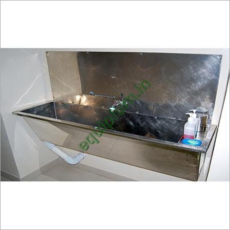 Stainless Steel Hospital Sink