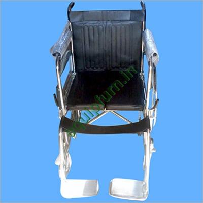 Stainless Steel Wheelchair