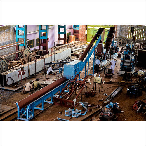Sugarcane Crushing Equipments