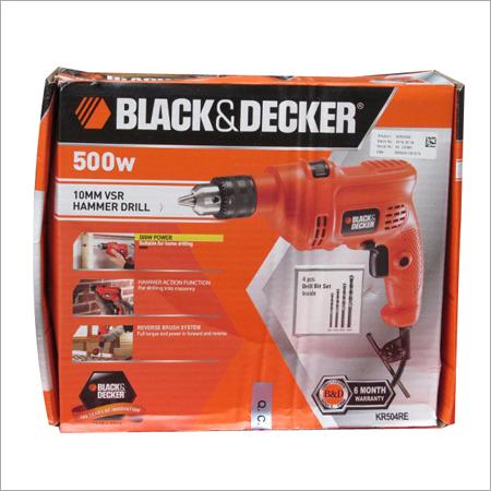10MM VSR Hammer Drill