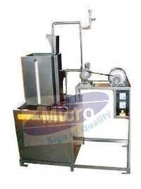 Centrifugal pump test rig (A.C motor)