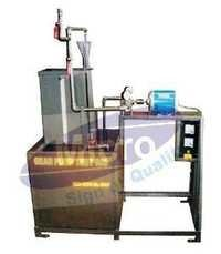 Gear pump test rig  oil pump test rig (A.C motor)
