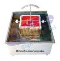 METACENTRIC HEIGHT APPARATUS