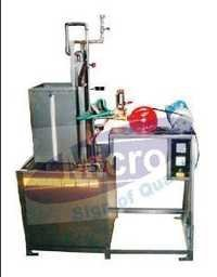 RECIPROCATING SINGLE STAGE PUMP TEST RIG