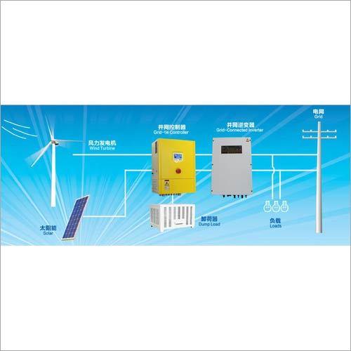 Single Phase Tie Wind Inverter