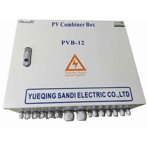 6 - 16 Strings PV Combiner Box