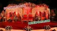 Rajasthani Wedding Backdrop Panels
