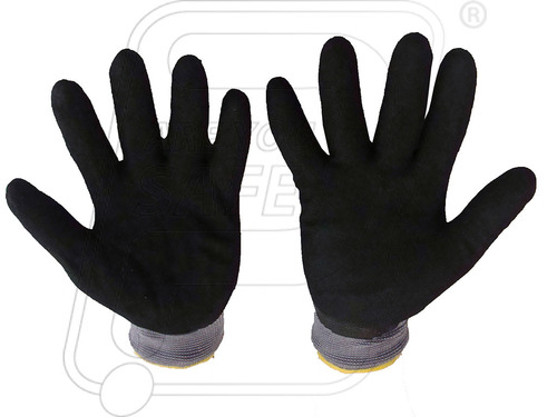 Nitrile Coated Hand Gloves