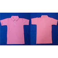 School T-Shirt Pink