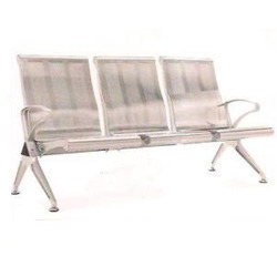 Three Seater Visitor Chair