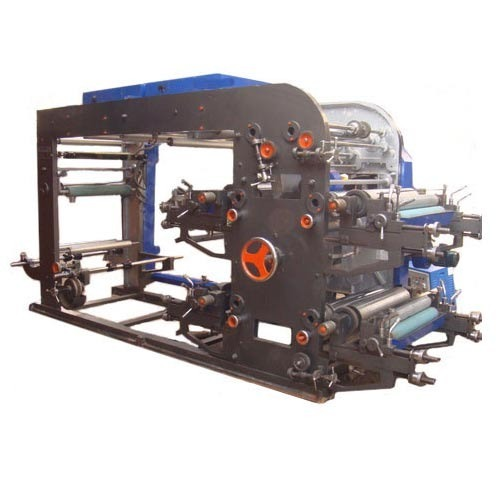 Multi Colour Woven Bag Printing Machine