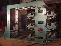 Woven Sacks Flexographic Printing Machine