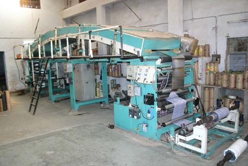 Kela Patta Paper Plate Lamination Machine