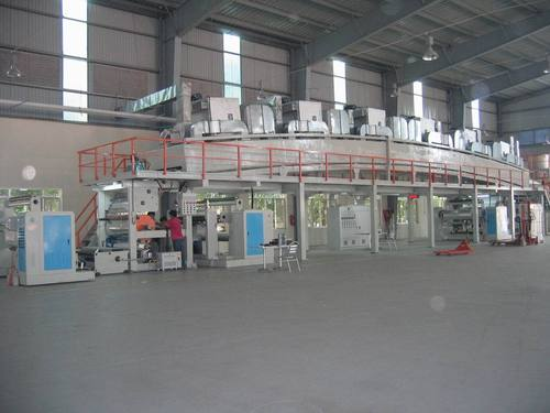 Silver Plate Lamination Machine