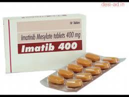 Imatib 100 Mg & Imatib 400 Mg // Imatinib Mesylate