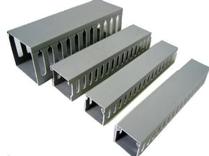 PVC Perforated Wire Duct