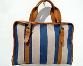 Cotton rug bag
