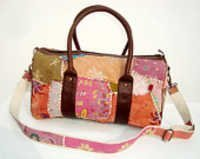 patchwork kantha bags