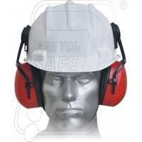 Ear Muff With Helmet