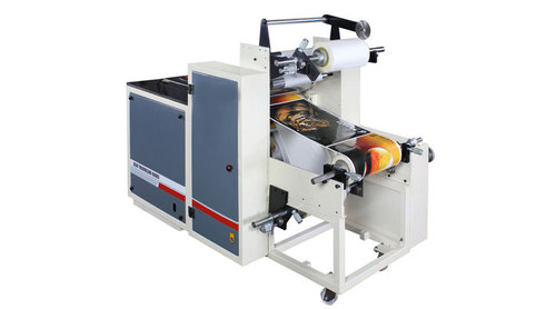 FULLYAUTOMATIC PAPER COTTING LAMINATION MACHINE URGENT SALE