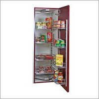 Medium Pantry Unit (8 Baskets)