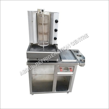 Shawarma Machine Complete Counter
