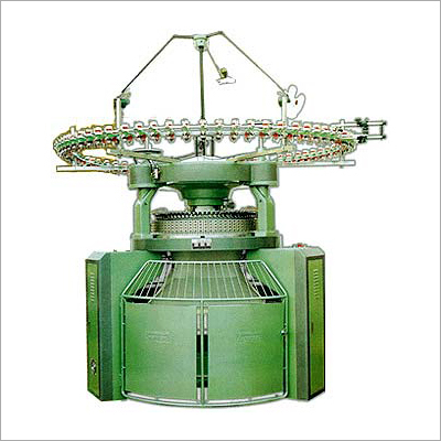 Double Jersey Knitting Machines