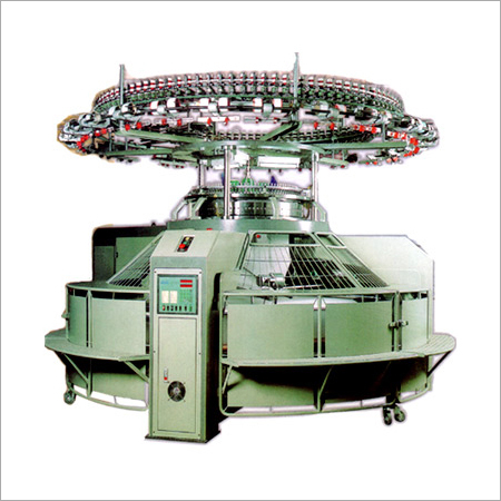 Single Jersey Open End Knitting Machines