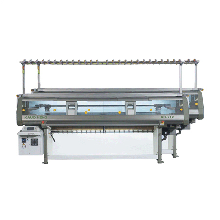 Jacquard Flat Knitting Machine