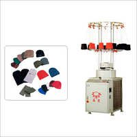 Woolen Cap Making Machines