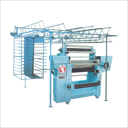 High Speed Fancy Yarn Edge Hook Machine