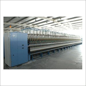 Complete Cotton Polyester Yarns Plant