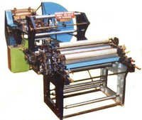 Pharmaceutical Paper Bag Making Machine