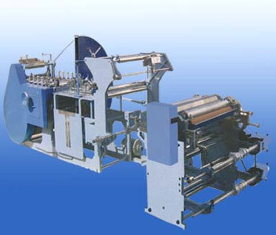 Paper Carry Bag Making Machinery