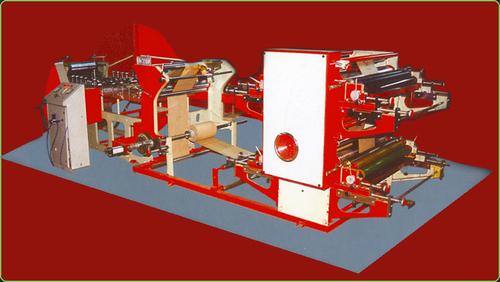 Kraft Paper Bag Machine