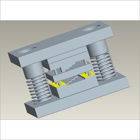 Press tool 4 Gravity Arc Chute Plate