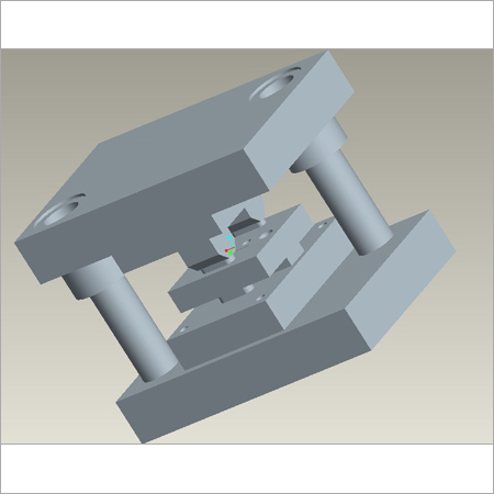 Press Tool - slotting