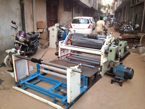 Industrial Paper Slitting Machine