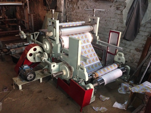 Manual Paper Embossing Machine