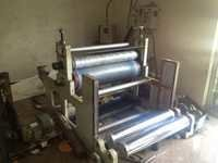 Paper Embossing Graining Machine