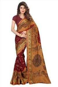 Bandhej Saree Online Shopping For Sarees